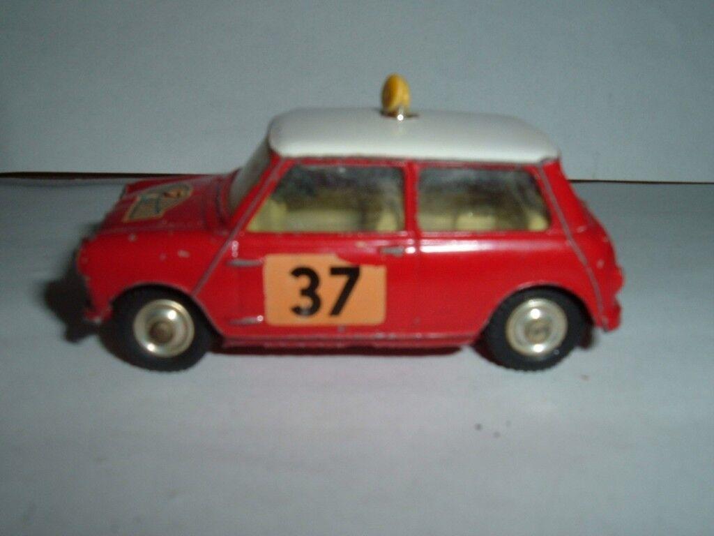 Morris Mini Cooper 1964 Rallye Monte Carlo, Ver Fotos