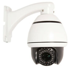 1200TVL HD 30x Zoom PTZ Night Vision Cam Home Security CCTV Camera System IR-Cut