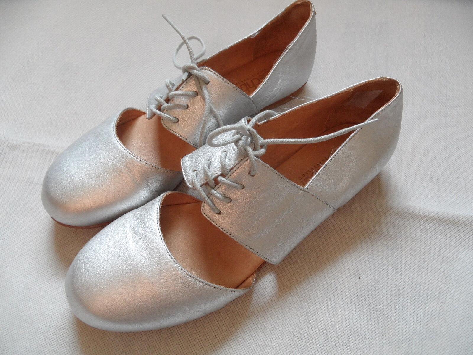 Procione eleganti ballerine sandali argentoo tg. 40 Top hmi818