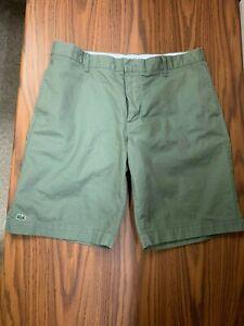 Lacoste Pantalones Cortos Cargo para Hombre