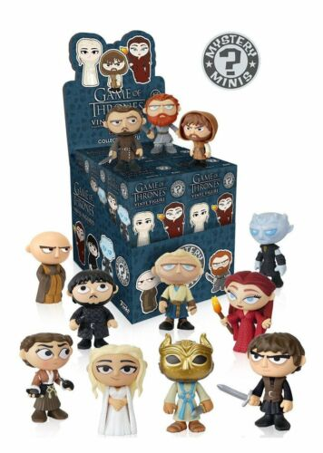 Game of Thrones Neu Mystery Minis Edition 3