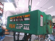 Pamph 3 Ton Electric Chain Hoist 13 Of Lift 3 Phase Dual Voltage