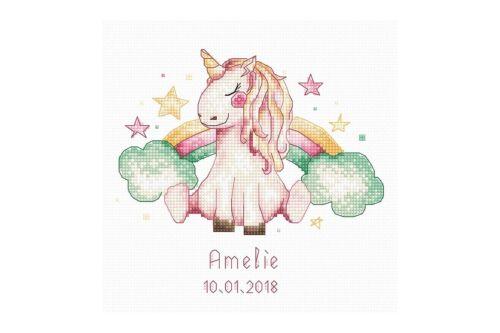 Cross stitch kit Unicorn B1151
