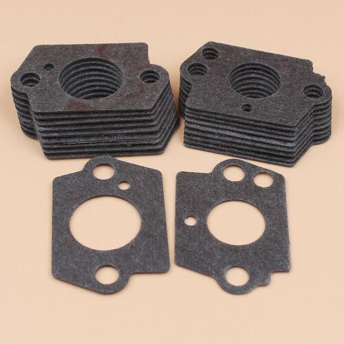 Carburetor Gaskets For Zama /& Walbro Carb Stihl Husqvarna Craftsman Poulan Echo