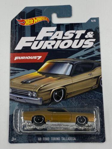 Fast /& Furious Set 5 Modelle 2019 in 1:64 Hot Wheels GDG44-979K WAL Mart
