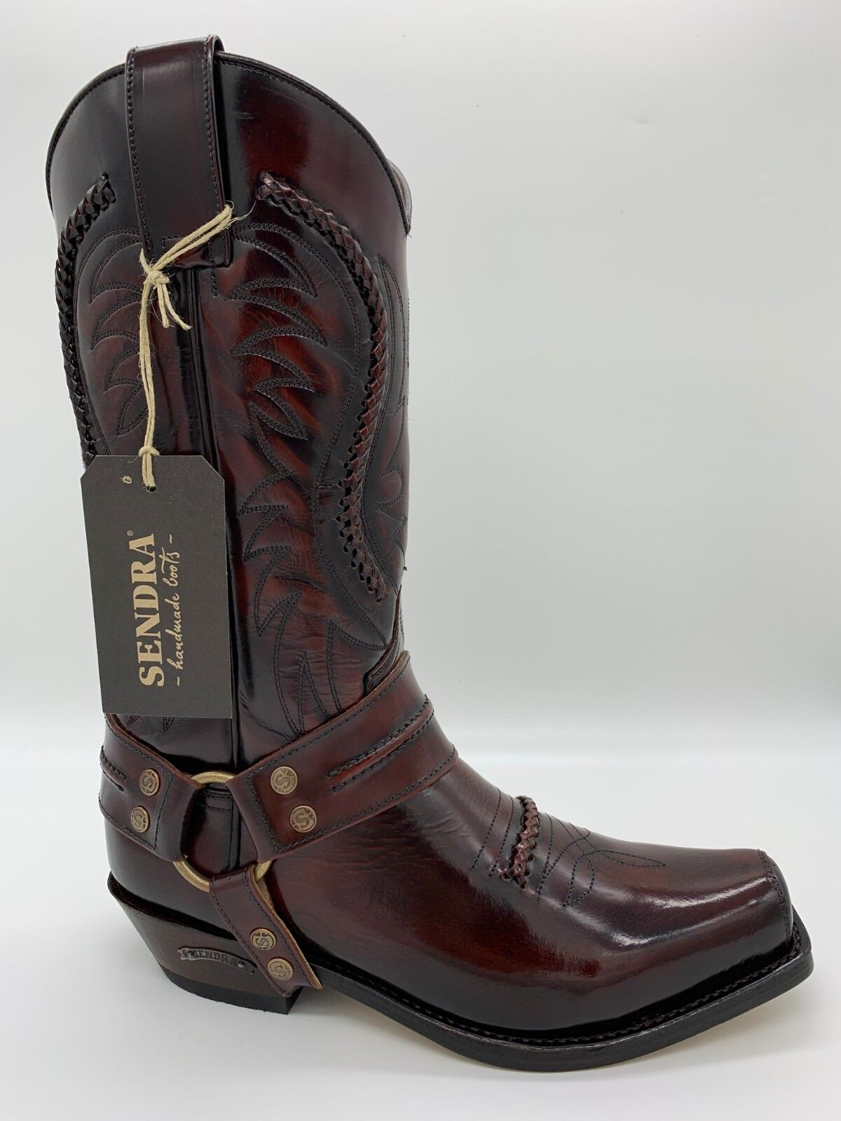Sendra Stiefel Western Cowboystiefel Biker Boots Exklusiv & Limitiert