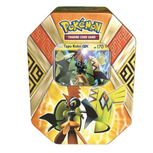 Tapu Koko-GX Pokemon Island Guardians Tins