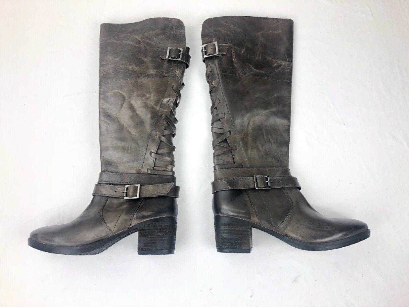 Informe botas 8.5 8.5 8.5 Impermeable Cuero Corsé de montar a caballo-Regalo Gratis  todos los bienes son especiales