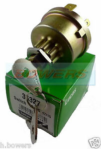 image is loading lucas-35327-128sa-ignition-switch-for-terex-thwaites-