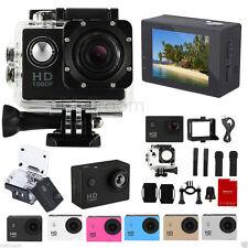 SJ5000 Sports Camera Camcorder Full HD 1080P Helmet Action DV Waterproof US BK