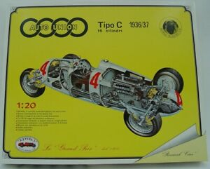 Auto Union Typ C - Bausatz Revival 1 20