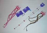 Limited Too & Justice Girls Jewelry & 3-in-1 Braided Wraps Lot