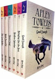 Apley-Towers-6-Books-Collection-Set-Pack-by-Myra-King-Books-1-6-Children-Books