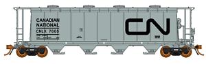 RAPIDO-1-87-HO-CANADIAN-NATIONAL-3800-CU-FT-CYLINDRICAL-HOPPER-RD-7684-F-S