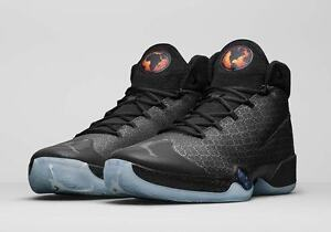 new product a09db f3358 Image is loading Nike-Air-Jordan-XXX-size-15-Black-Cat-