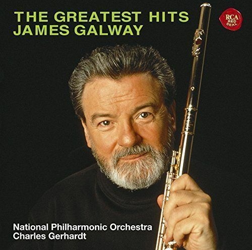JAMES GALWAY-THE GREATEST HITS-JAPAN BLU-SPEC CD2 D20
