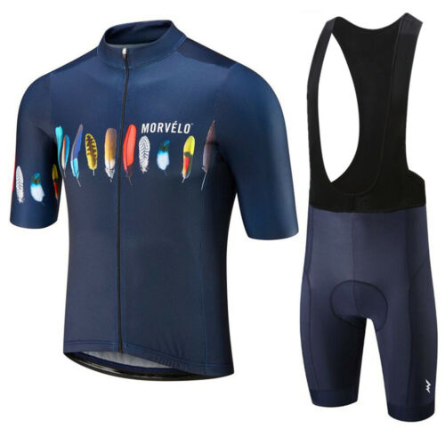 Cycling Jersey 2019 MORVELO Maillot Ropa Ciclismo Hombre Team Bike Clothing