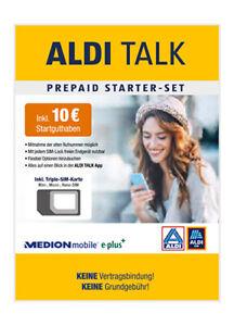 Aldi Talk Starter