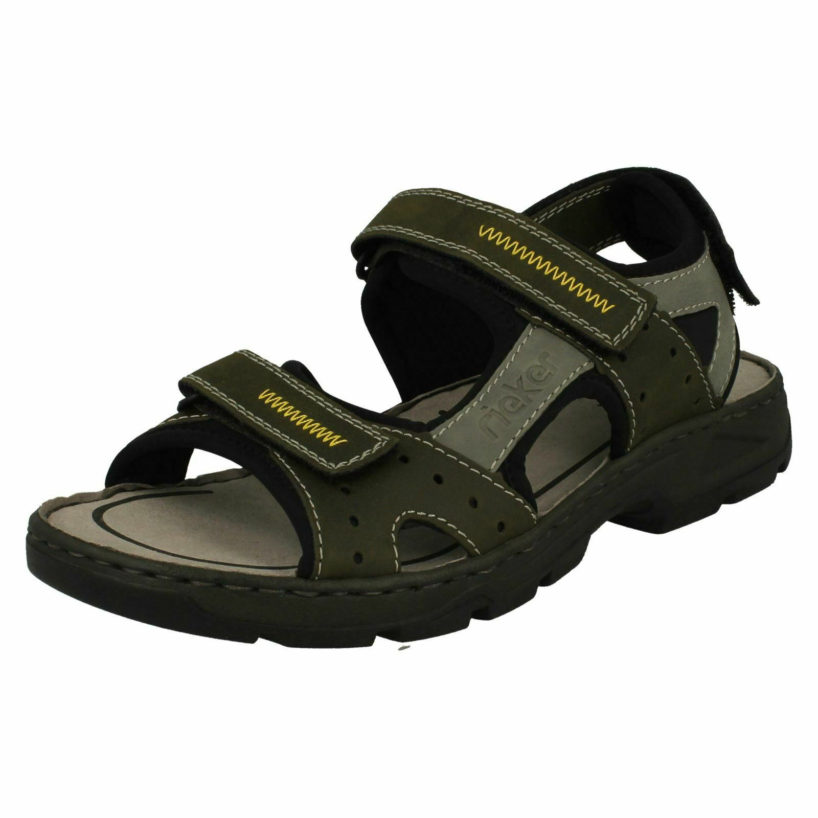 Rieker Homme Casual Strapped Sandales 26157
