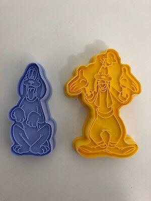 BONES ECT Eaglemoss Disney Cakes /& Sweets Silicone Mould PLUTO
