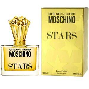 Pour Star Parfum Détails Edp Étoiles 4 3 Sur Oz Femme Cheap Chic Moschino Ml 100 Et uwPXTOikZ