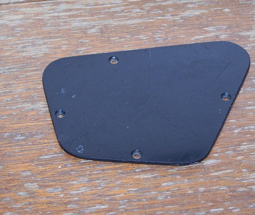 Original Control Cavity Cover for 63-64-65 Reverse Gibson Firebird Guitar