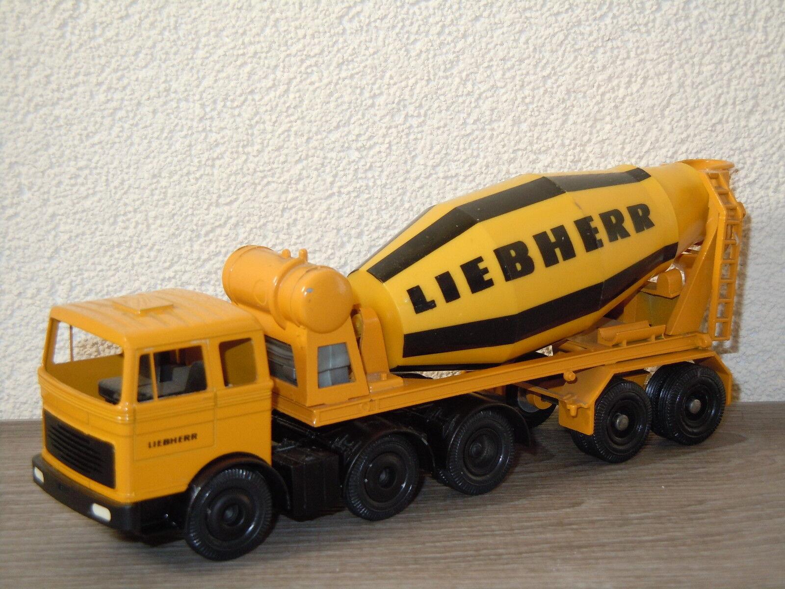 Mercedes Mischer Liebherr van Gescha Gerhommey 1 50  6366  protection après-vente