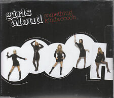 GIRLS ALOUD SOMETHING KINDA OOOOH 2 Track Musik Audio CD Neu