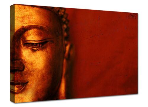 Quadro Moderno Stampa su tela Quadri Moderni cm 100x70 Etnico India Buddha 2