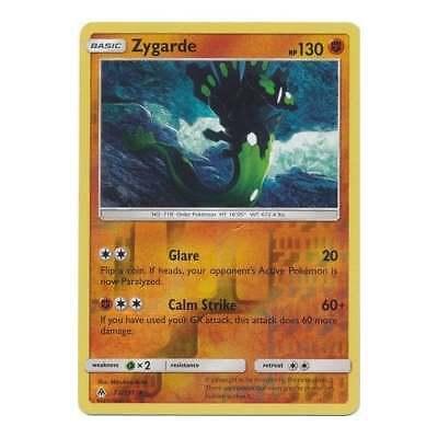Reverse Holo 072//131 Zygarde POKEMON SUN /& MOON—FORBIDDEN LIGHT