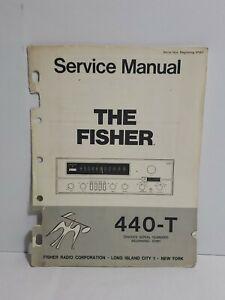 Die-Fisher-Modell-440-t-Wartungshandbuch-Factory-Original