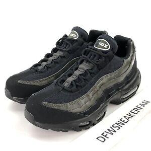 Nike Air Max 95 Essential Black Sequoia 749766-034 Men s 7   Women s ... 65c6e9e7d