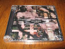 "EVOKEN ""Quietus"" CD   esoteric thergothon"
