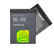 NOKIA BL-4B OEM BATTERY CDMA 2280 2630 2760 5000 7070 7570 N75 N76 6111 7370