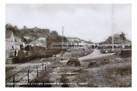 rp15751 - Gorey Village Railway Station, Jersey, Channel Islands - photo 6x4