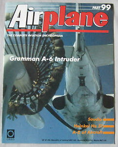 Airplane-Issue-99-Grumman-A-6-Intruder-poster-Heinkel-He-51-cutaway-drawing