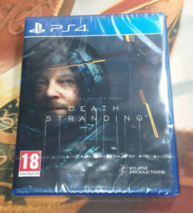Death Stranding PS4 - Playstation 4 - Neuf Sous Blister