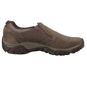 Merrell-Men-039-s-Moab-Adventure-MOC-Hiking-Shoe-Boulder-9-5M