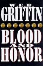 Blood and Honor (G K Hall Large Print Book Series)-ExLibrary