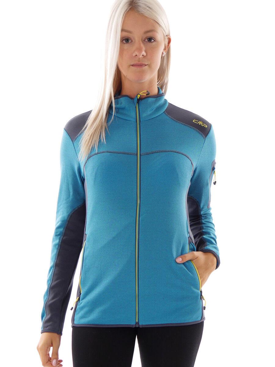 CMP Pinewood de transición chaqueta función azul Stretch gridtech caliente