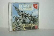 GUNDAM SIDE STORY 0079 GIOCO USATO BUONO DREAMCAST EDIZIONE GIAPPONESE TN1 49660