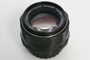 Pentax-SMC-Takumar-50mm-f1-4-Lens-M42-Screw-Mount