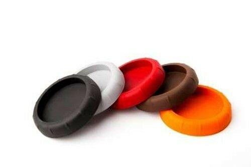 NEW Cafelat coffee tamper seat holder tamping mat for Baristas fits 58mm Orange