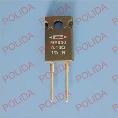 1PCS  Resistor CADDOCK TO-220 MP850-20.0-1/% 20.0R 20 OHM