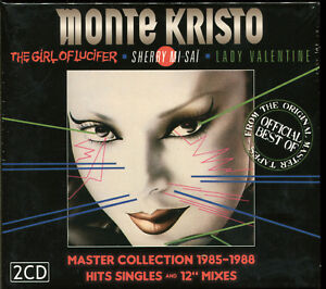 MONTE-KRISTO-2-CD-LIMITED-ITALO-DISCO-12-034-MIXES-NEW-AND-SEALED-CD