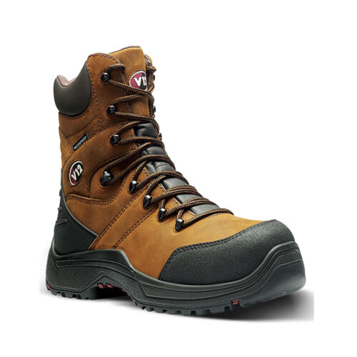 Sizes 5-13 Men/'s Shoes V12 Rocky Waterproof Safety Work Boots