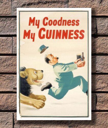 P8785 Art Guinness Advertising Art 03 Poster Hot Gift 14x21 24x36