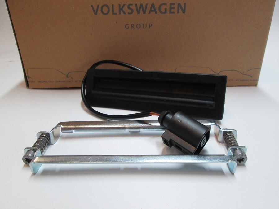 Drucktaster Original VW Passat Polo Schalter Heckklappe 3B9827566D Öffner