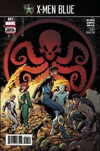 X-MEN-BLUE-7-CVR-A-Marvel-Comics-2017-NM