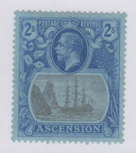 ASCENSION-20-MINT-HINGED-OG-NO-FAULTS-VERY-FINE